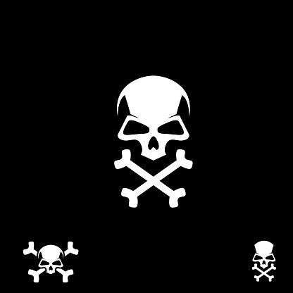 Skull Crossbone symbol