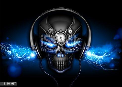 istock Skull DJ 181104987
