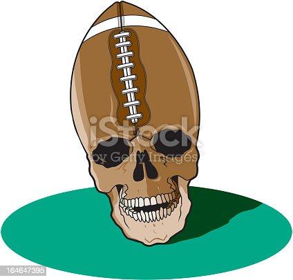 Skull Football