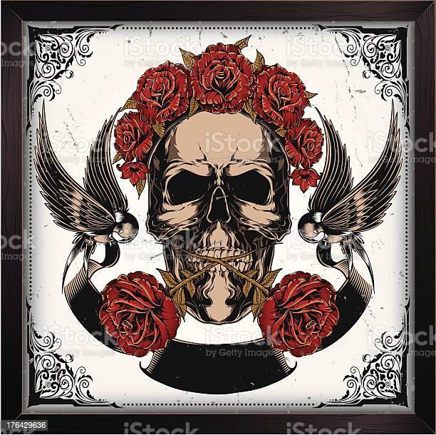 Skull in roses vector id176429636?b=1&k=6&m=176429636&s=612x612&h=r1p5jraodoooy 1pccfjsfdphyl5vgur2ubuuaio8qe=