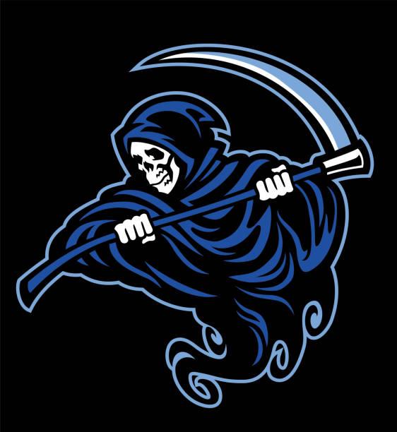 Best Grim Reaper Illustrations, Royalty-Free Vector ...