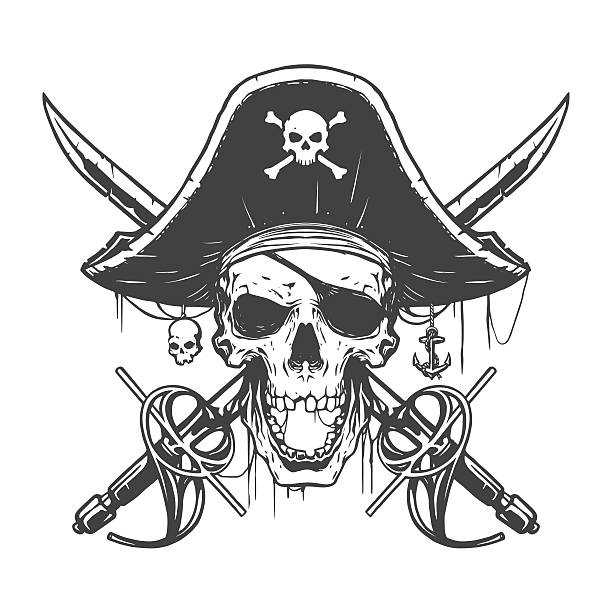 royalty free pirate clip art vector images illustrations istock