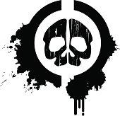 skull target