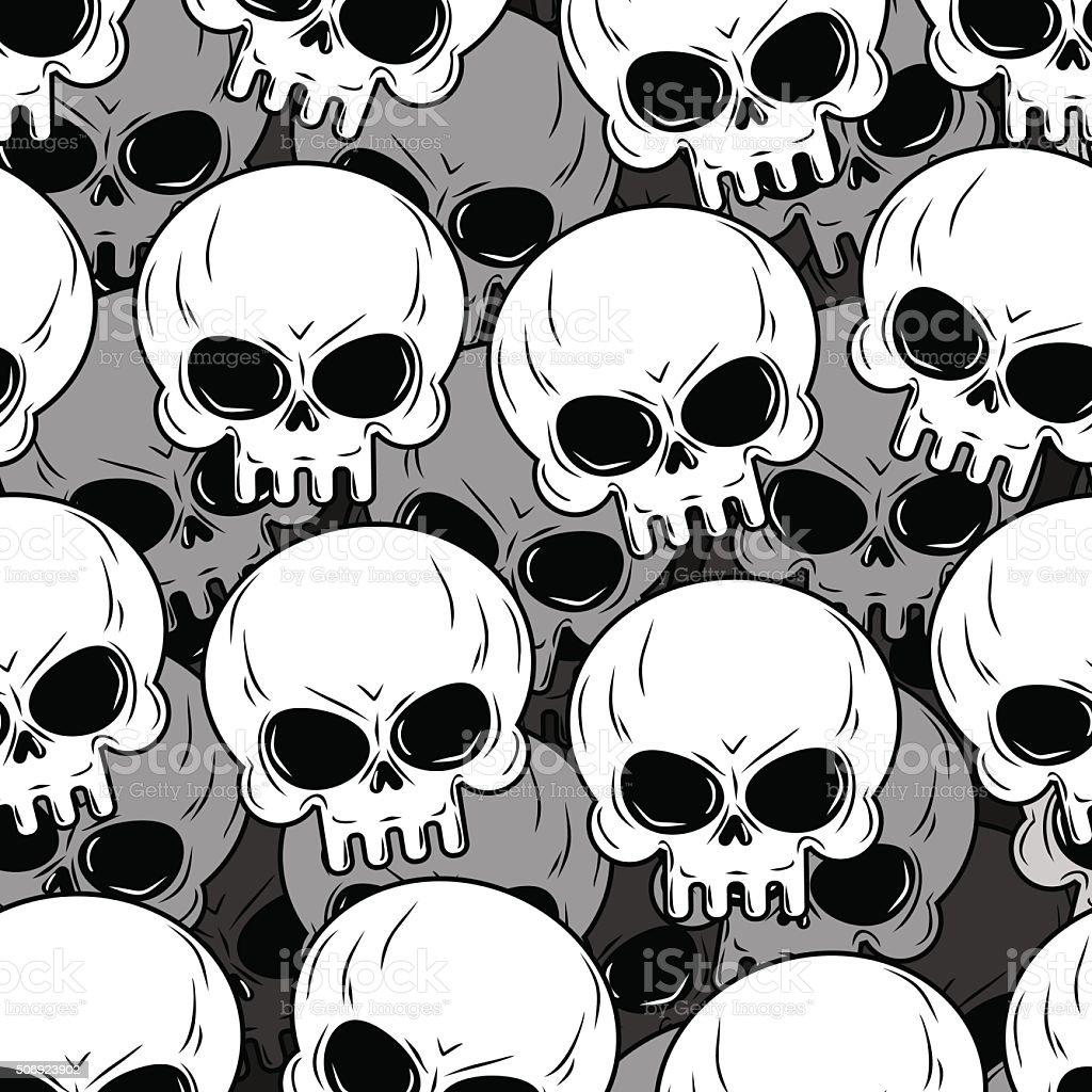 Schädel Struktur Skelett Kopf Parkplatz Hintergrund Der Totenschädel ...