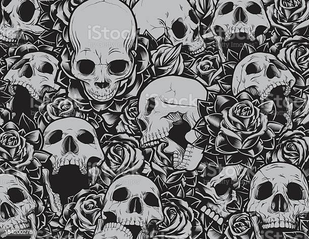 Skulls and roses background vector id154200278?b=1&k=6&m=154200278&s=612x612&h=ggimpk7picizzhirdgzgkvhys5wjq  3caxrye19o w=