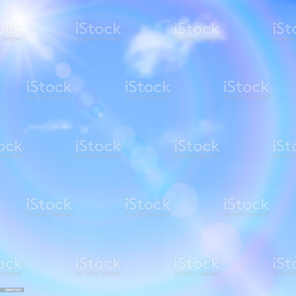 Sky background royalty-free sky background stock vector art & more images of atmosphere
