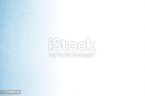 istock Sky blue and white coloured ombre vector background illustration 1177594142