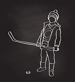 Slapshot Hockey Boy