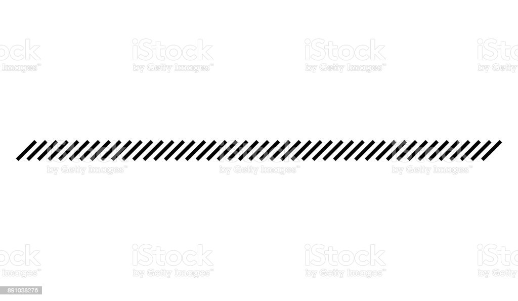 Slash line vector design footer modern border vector art illustration