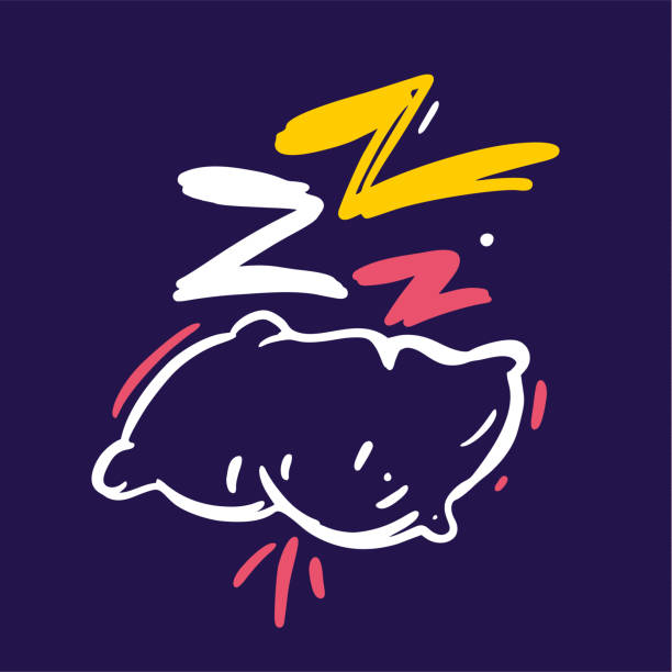 Royalty Free Zzz Clip Art, Vector Images & Illustrations ...