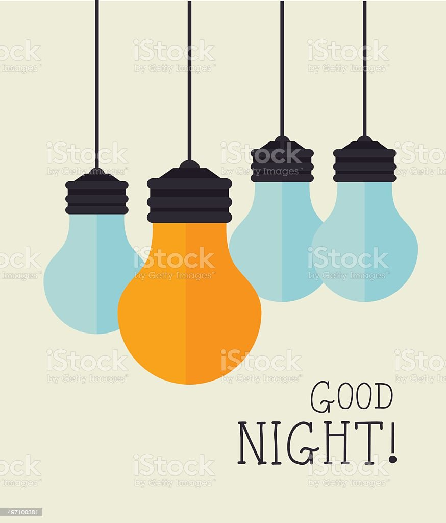 sleep design royalty-free stock vector art