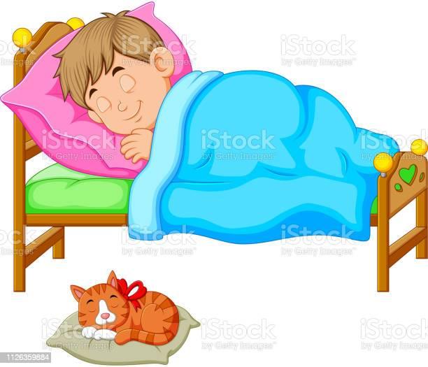 Sleeping boy in bed with a kitten vector id1126359884?b=1&k=6&m=1126359884&s=612x612&h=plrroic12 5uqcj3ddnfl58ezrwrbge aqzlskkqwky=