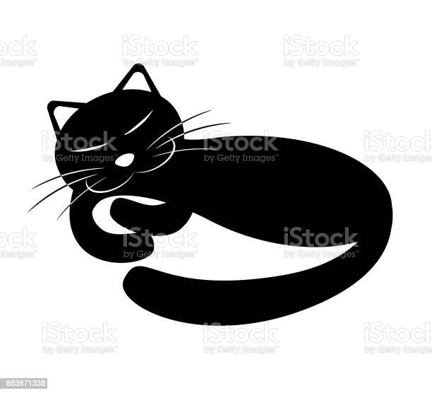 Sleeping cartoon cat vector id853871338?b=1&k=6&m=853871338&s=612x612&h=lxpxpzjqf8u4dvscrlbqlsdxlz5s 14sr lj0yrhw1w=