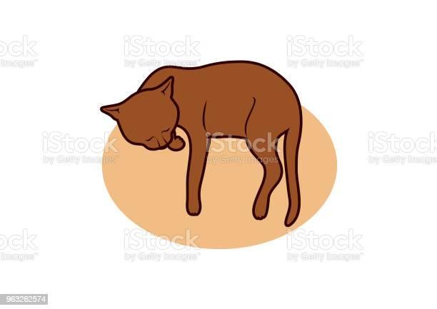 Sleeping cat vector vector id963262574?b=1&k=6&m=963262574&s=612x612&h=ikyfln4v5o6usbbtysqqgmxadiflrs5fet0qdn2qwuq=