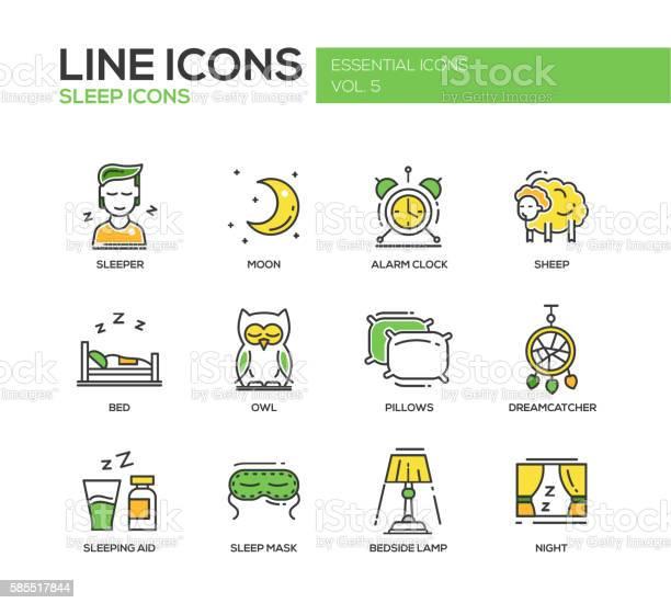 Sleeping line design icons set vector id585517844?b=1&k=6&m=585517844&s=612x612&h=7 zz2xergmb0t 5x2plt71s3jmkplgaqn2s2sd 9feq=