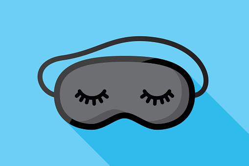 Sleeping Mask Flat