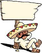 Sleeping Mexican