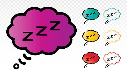Sleeping -