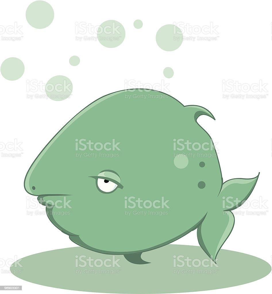 sleepy fish royalty-free sleepy fish stock vector art & more images of animals in the wild