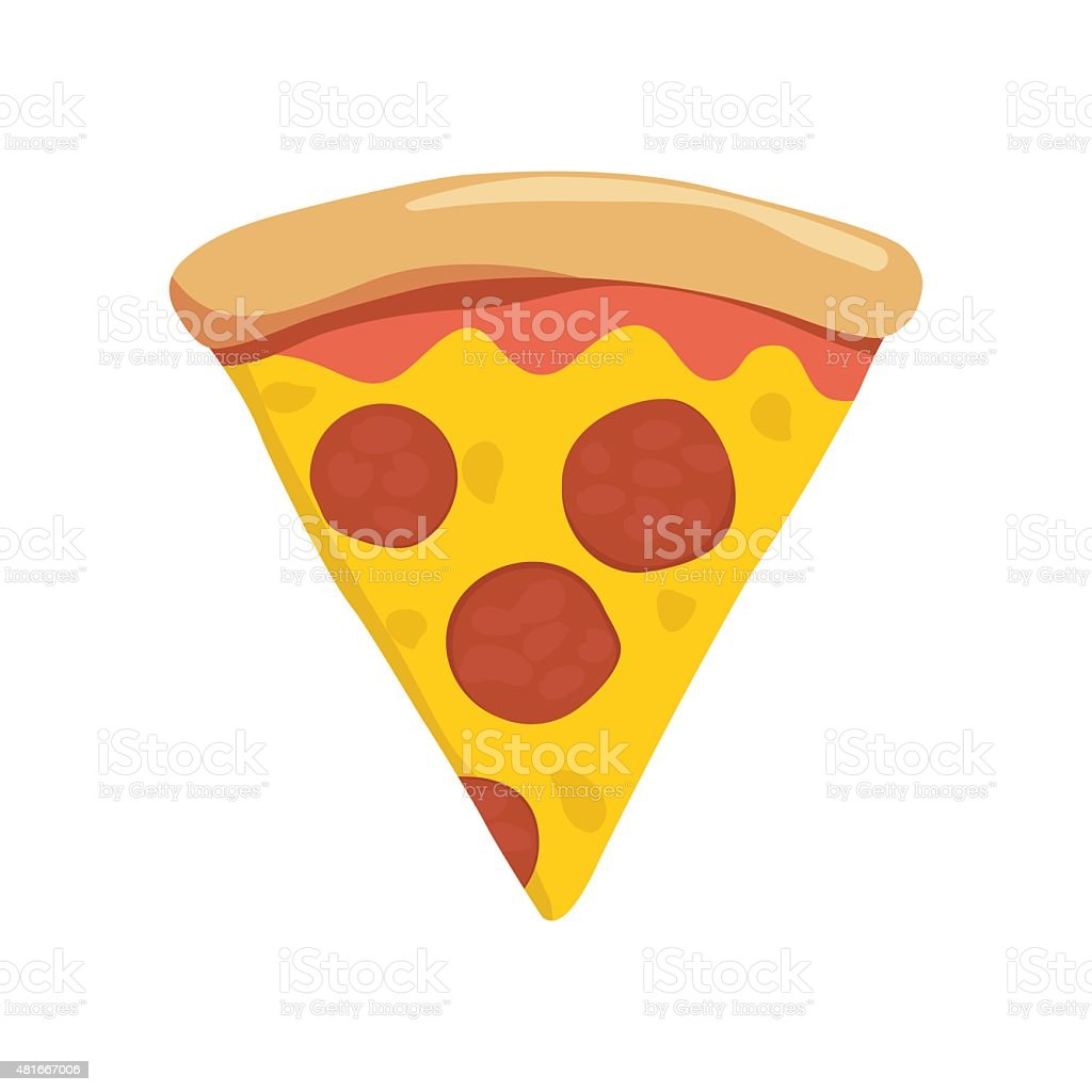 royalty free pizza slice clip art vector images illustrations rh istockphoto com pizza slice clipart free pizza slice clipart black and white