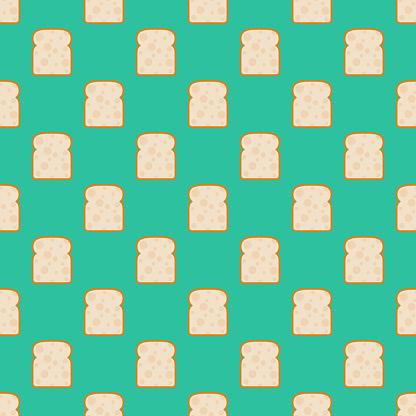 Slice of White Bread Pattern