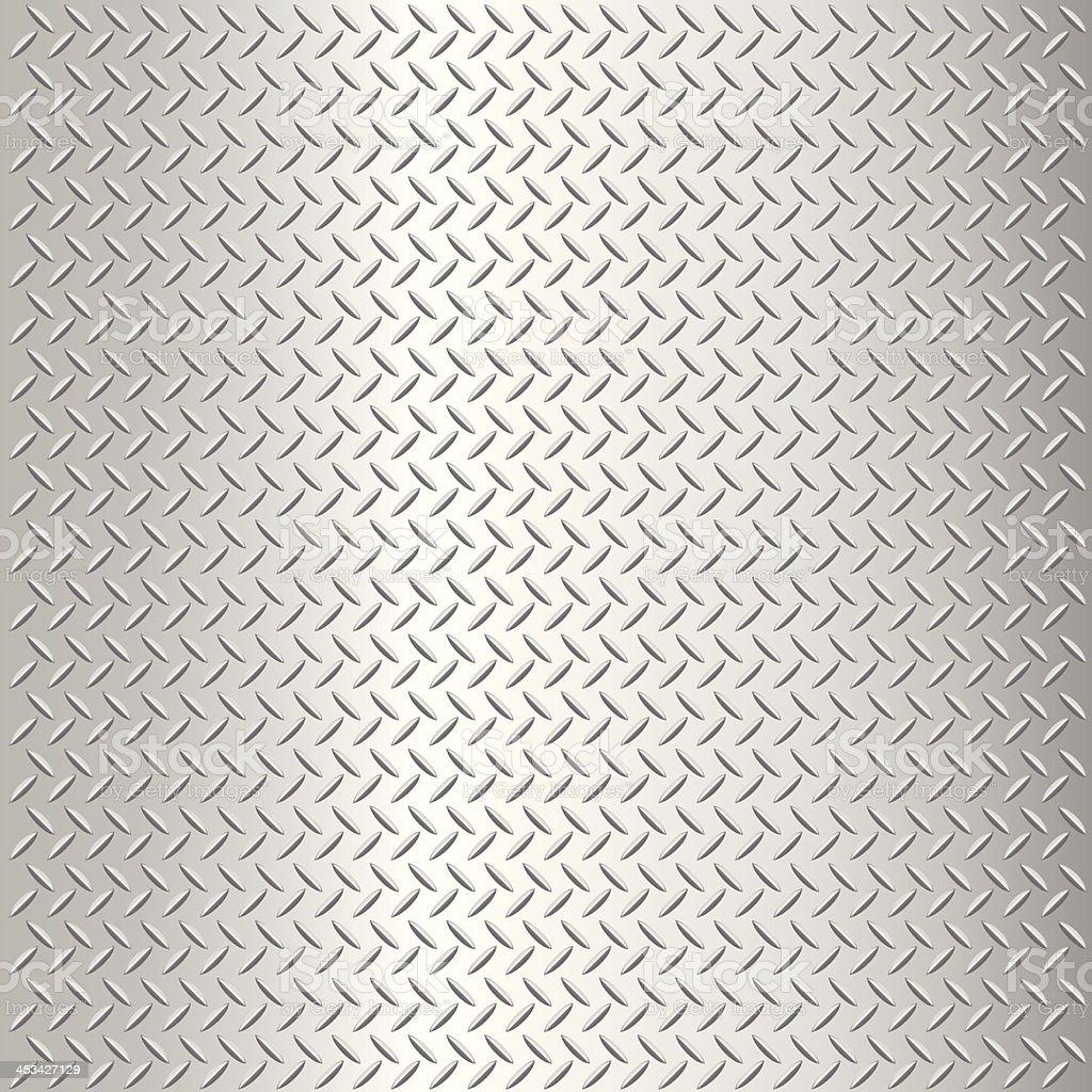 Slip Aluminum floor vector art illustration
