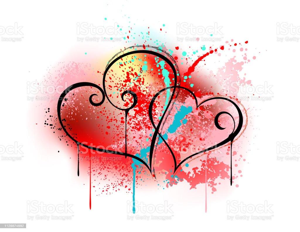 Bilder zeichnen herz Herz zeichnen