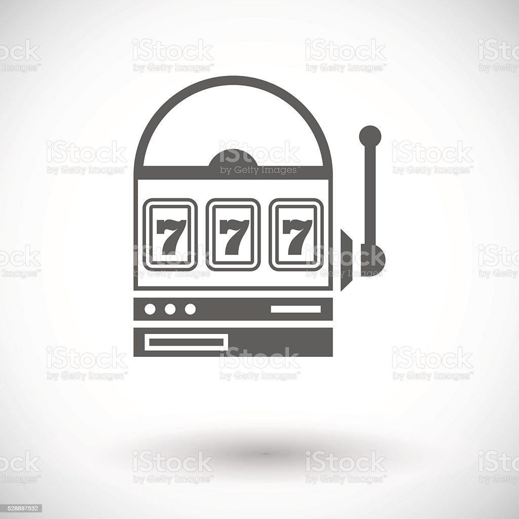 Icône de machines - Illustration vectorielle