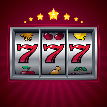 Slot Machine Vector Free