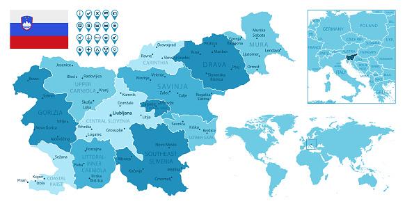 Cartina Slovenia Pdf.Maribor Clipart Vector In Ai Svg Eps Or Psd