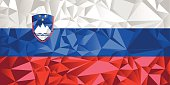 Vector File of Slovenia Flag