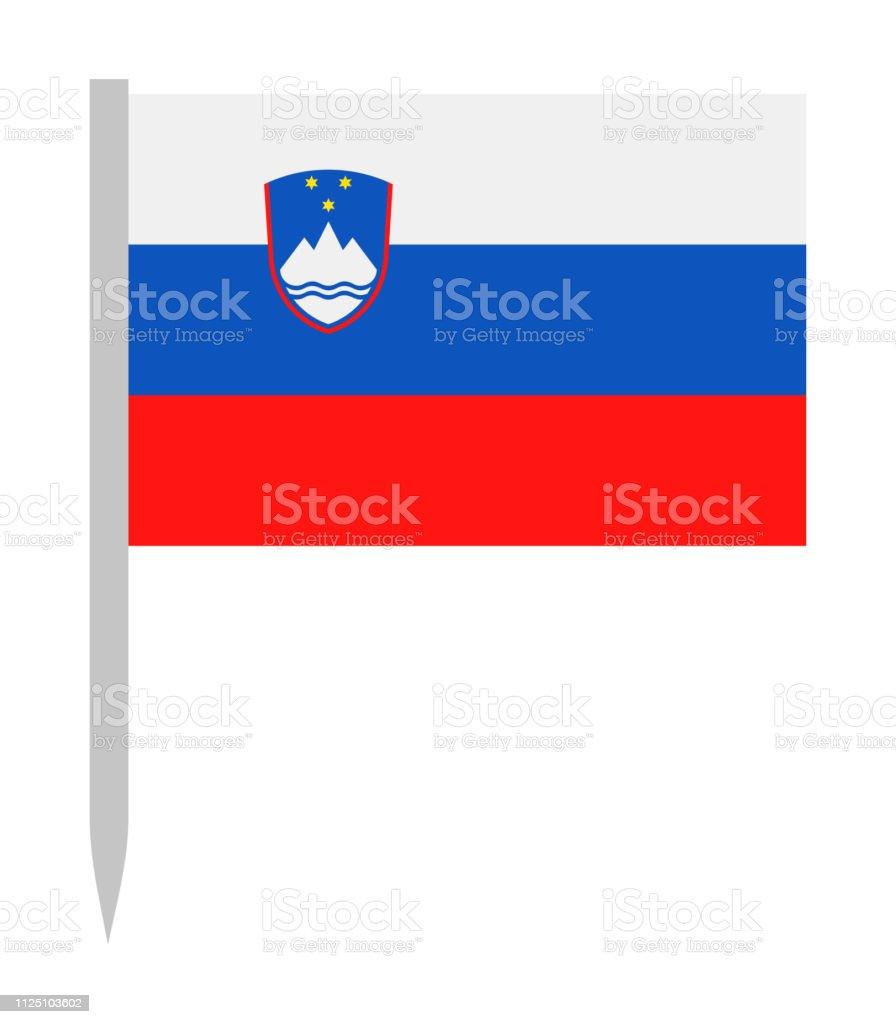 Slovenia Flag Money Clip