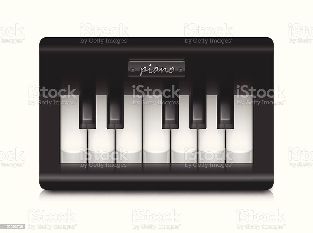 Small fancy piano royalty-free small fancy piano stock vector art & more images of acoustic music