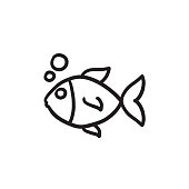 Fish Drawing Simple At Paintingvalleycom Explore