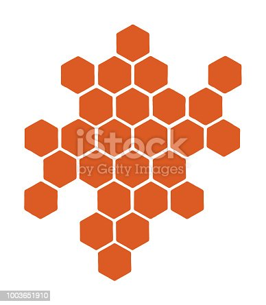 Small Honeycomb Pattern