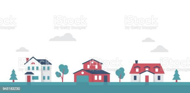 Small suburban neighborhood community houses vector id945183230?b=1&k=6&m=945183230&s=612x612&h=8lydaxplzbdnejcw919qsluh5mvt0uxygtbh8byaeda=
