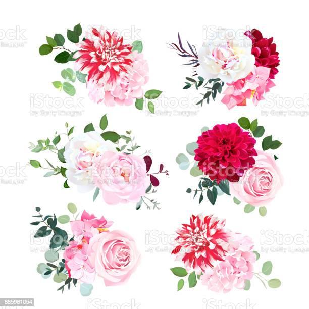 Small summer bouquets vector design set vector id885981054?b=1&k=6&m=885981054&s=612x612&h=h wm3p9j8pjv4mn1hbh4ho7lydh2 7lip fpffpxf6o=