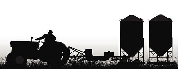 bildbanksillustrationer, clip art samt tecknat material och ikoner med small tractor - traktor pulling