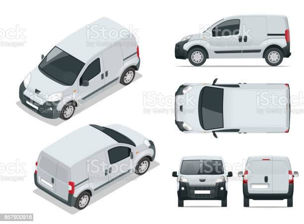 Small van car isolated car template for car branding and advertising vector id857900918?b=1&k=6&m=857900918&s=612x612&h=oacddzroblzya1picrtgdzcb t4fmeaoent1psburbw=