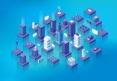 istock Smart city 968944492