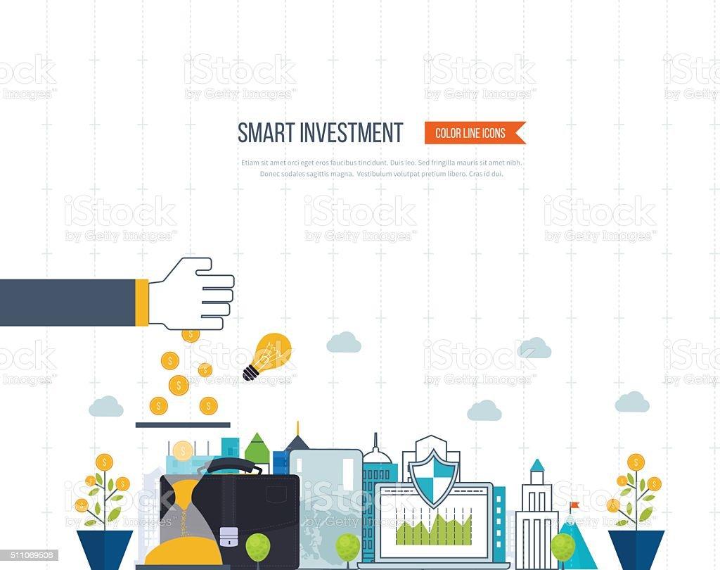 Smart Investment Finance Market Data Analytics Strategic