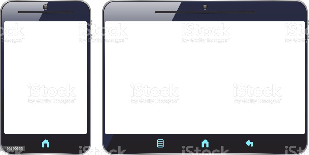 smart phone and tablet royalty-free smart phone and tablet stock vector art & more images of business