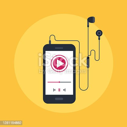 India, MP3 Player, Music, Headphones, Mobile Phone