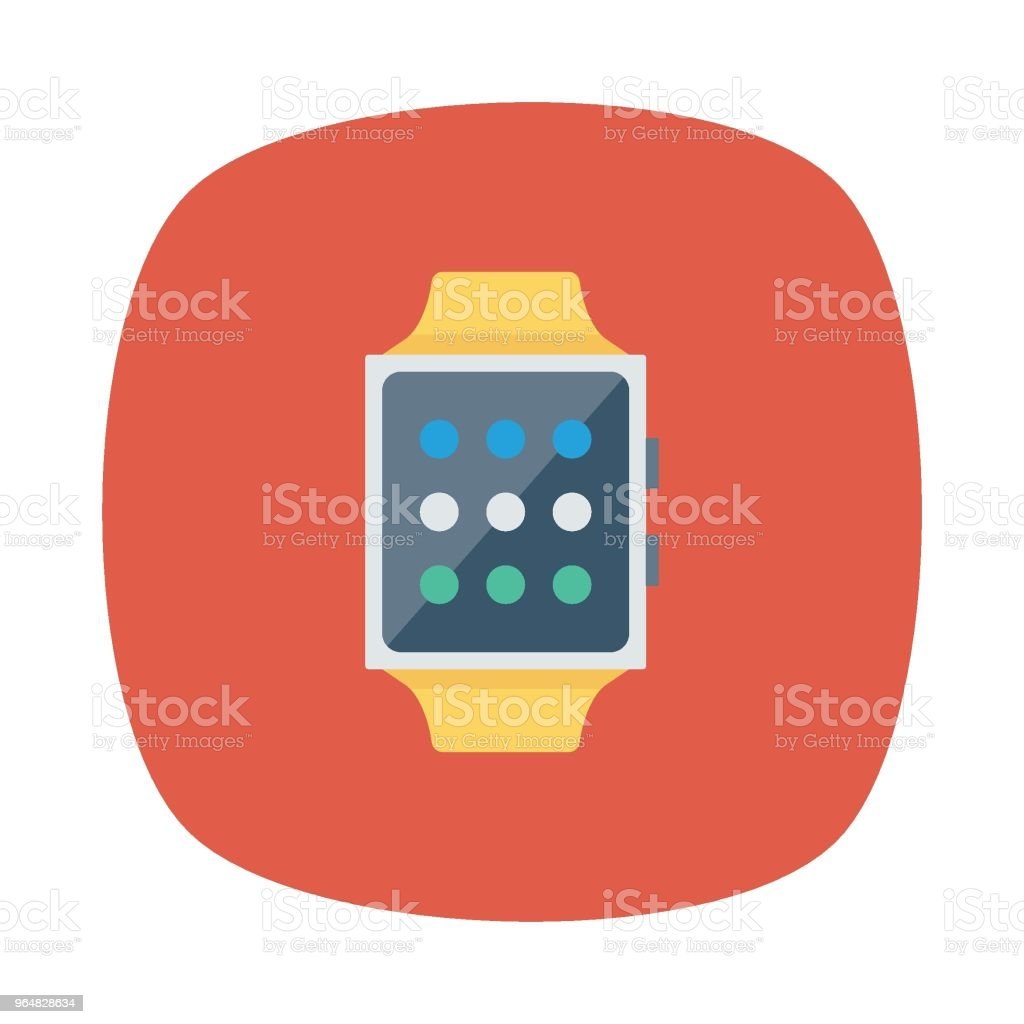 smart watch royalty-free smart watch stock vector art & more images of backgrounds