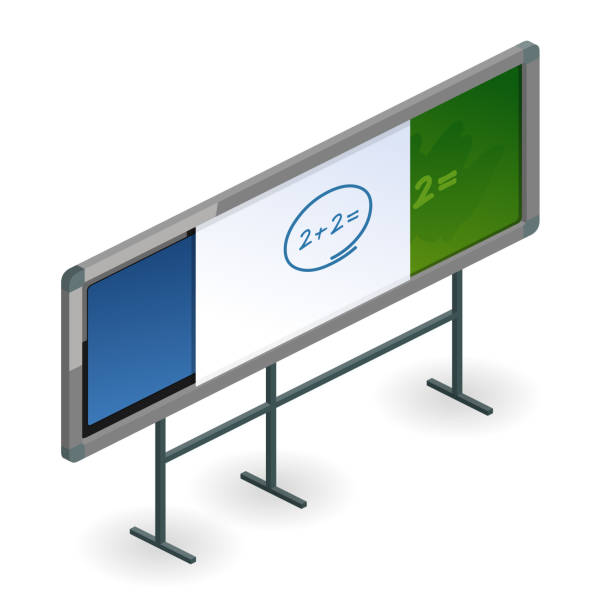 Best Interactive Whiteboard Illustrations, Royalty-Free ...