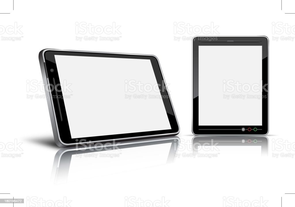 smartphone, and tablet pc royalty-free stock vector art