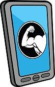 Smartphone Fitness Center Locator