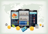 istock Smartphone for business 149333697
