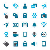 Smart phone; mobile phone; icon; icon set; computer icon; application software; operating system