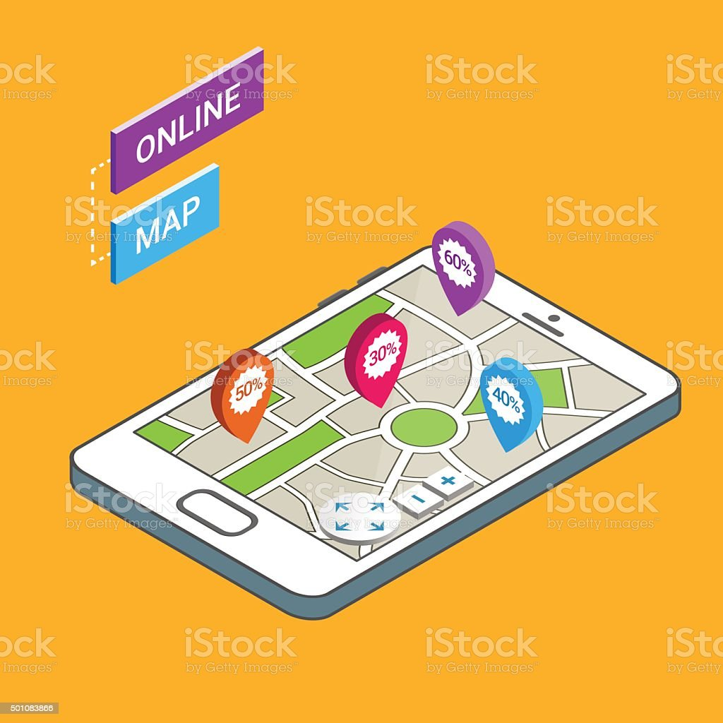 3d smartphone with city map online map mobile navigation app stock 3d smartphone with city map online map mobile navigation app royalty free sciox Choice Image